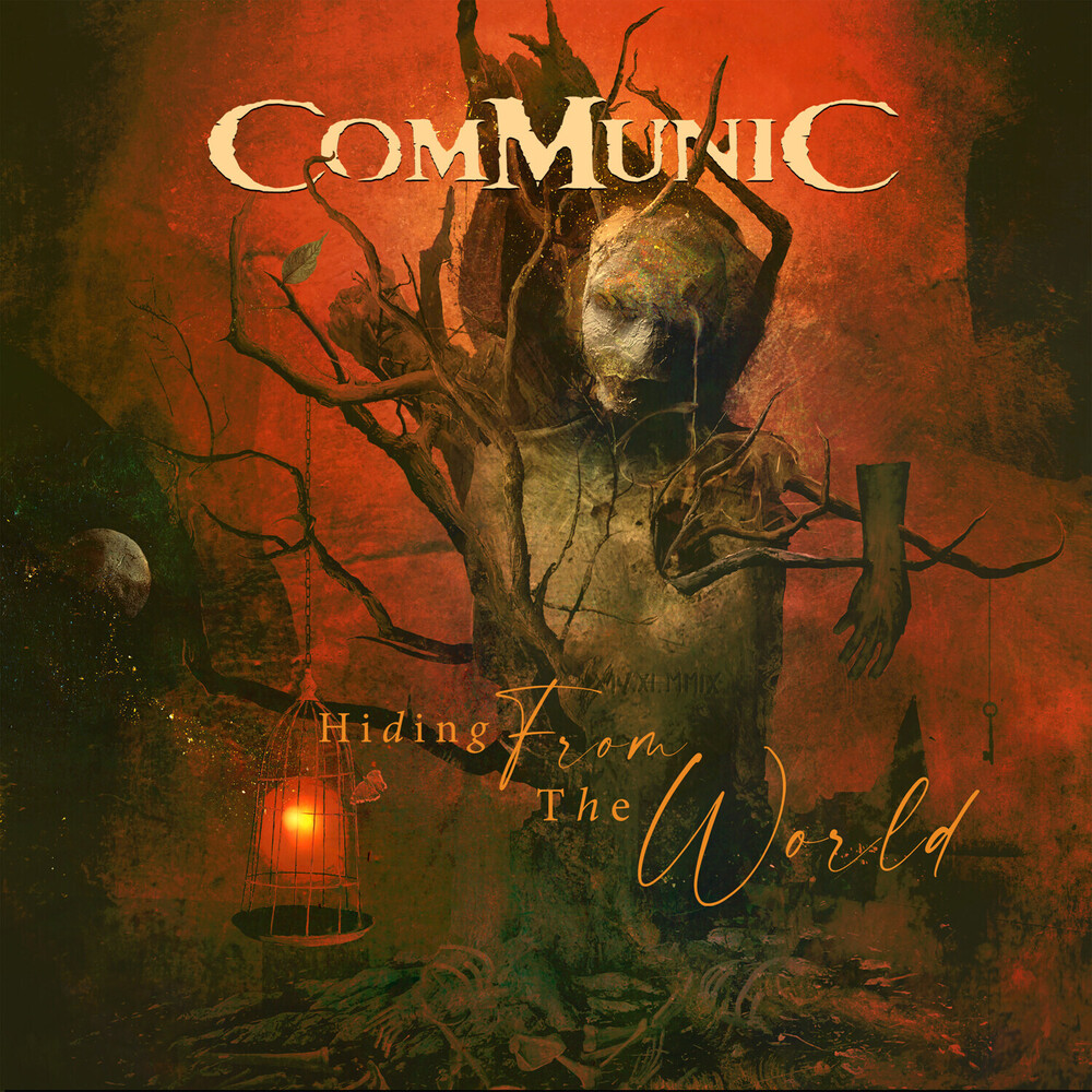 Communic - Hiding From The World [Digipak]