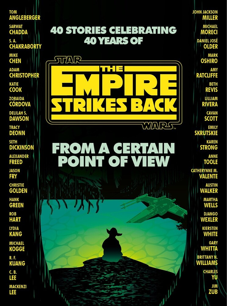 Dickinson, Seth - Star Wars The Empire Strikes Back: From a Certain Point of View