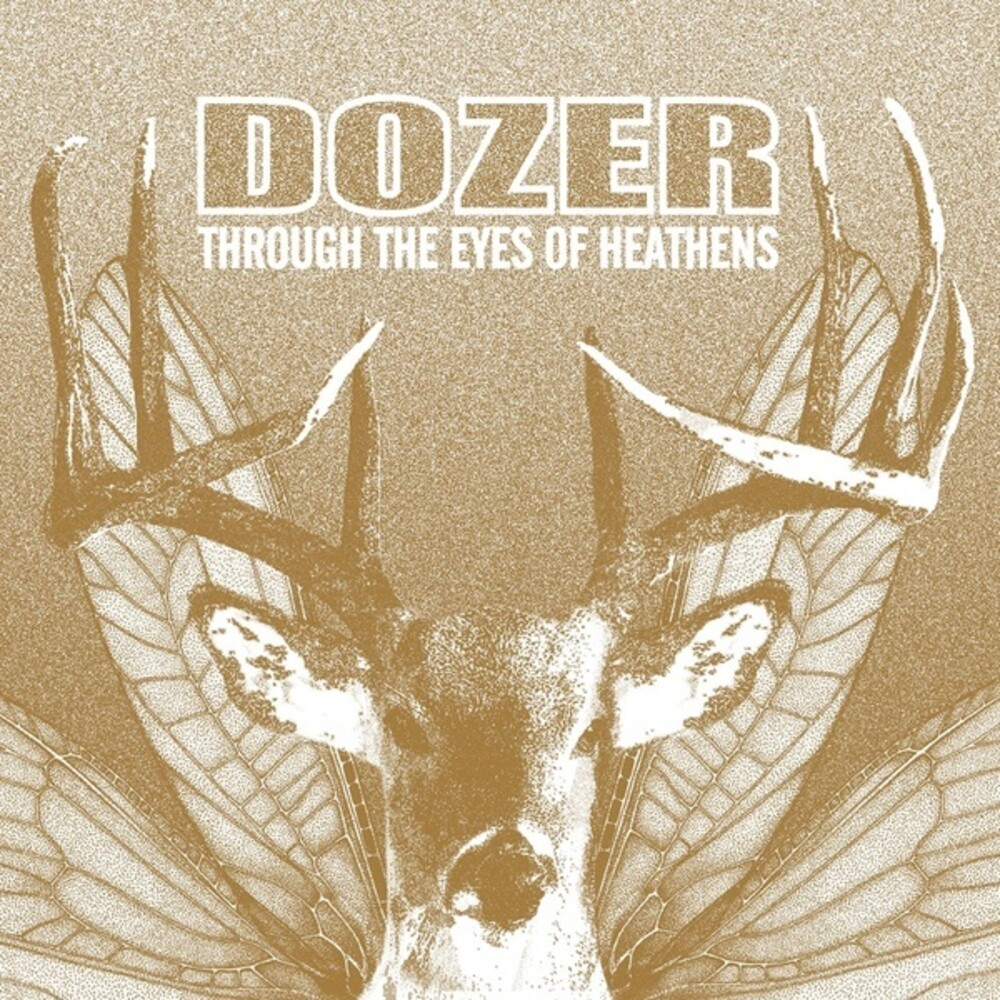 Dozer - Through The Eyes Of Heathens (Blue) [Colored Vinyl] (Org)