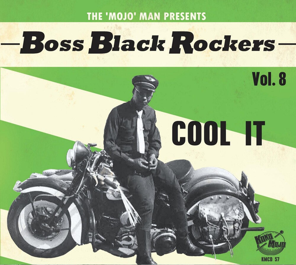 Boss Black Rockers Vol 8 Cool It / Various - Boss Black Rockers Vol 8: Cool It / Various