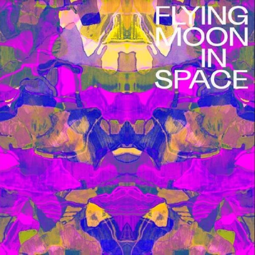 Flying Moon in Space - Flying Moon In Space [Colored Vinyl] [180 Gram] (Wht) (Can)