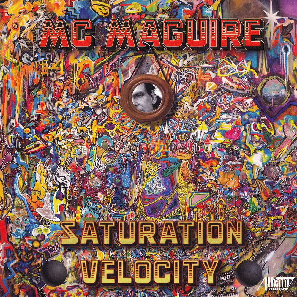 Keith Kirchoff - Saturation Velocity