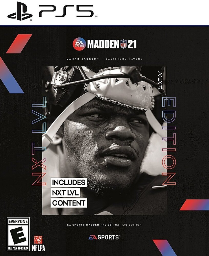 Ps5 Madden 21 Next Level - MADDEN 21 NEXT LEVEL for PlayStation 5