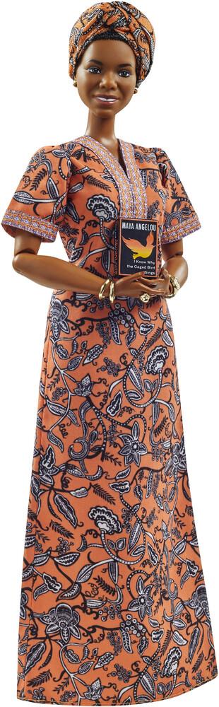 Barbie - Mattel - Barbie Inspiring Women: Maya Angelou