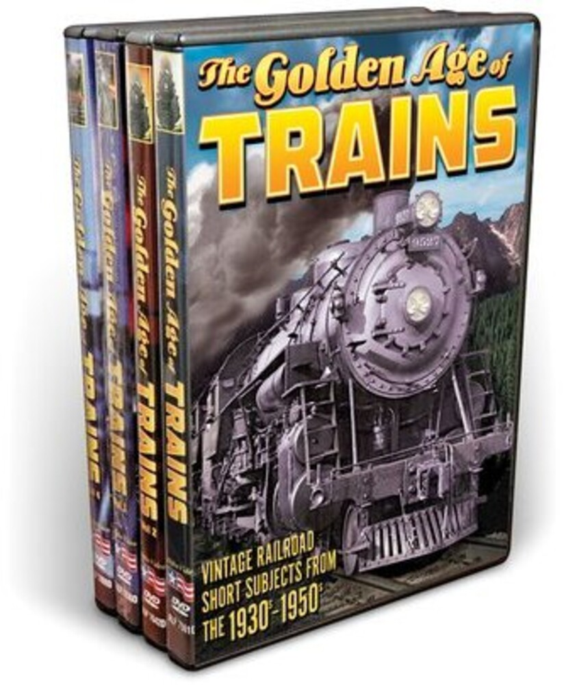 Golden Age of Trains Collection - Golden Age Of Trains Collection