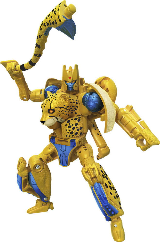 Tra Gen Wfc K Deluxe Cheetor - Hasbro Collectibles - Transformers Generations War For Cybertron K Deluxe Cheetor