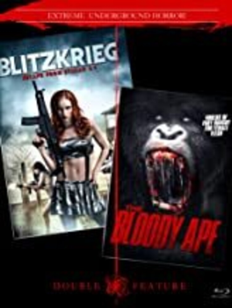 Blitzkrieg: Escape From Stalag 69 & the Blood Ape - Blitzkrieg: Escape From Stalag 69 & The Blood Ape