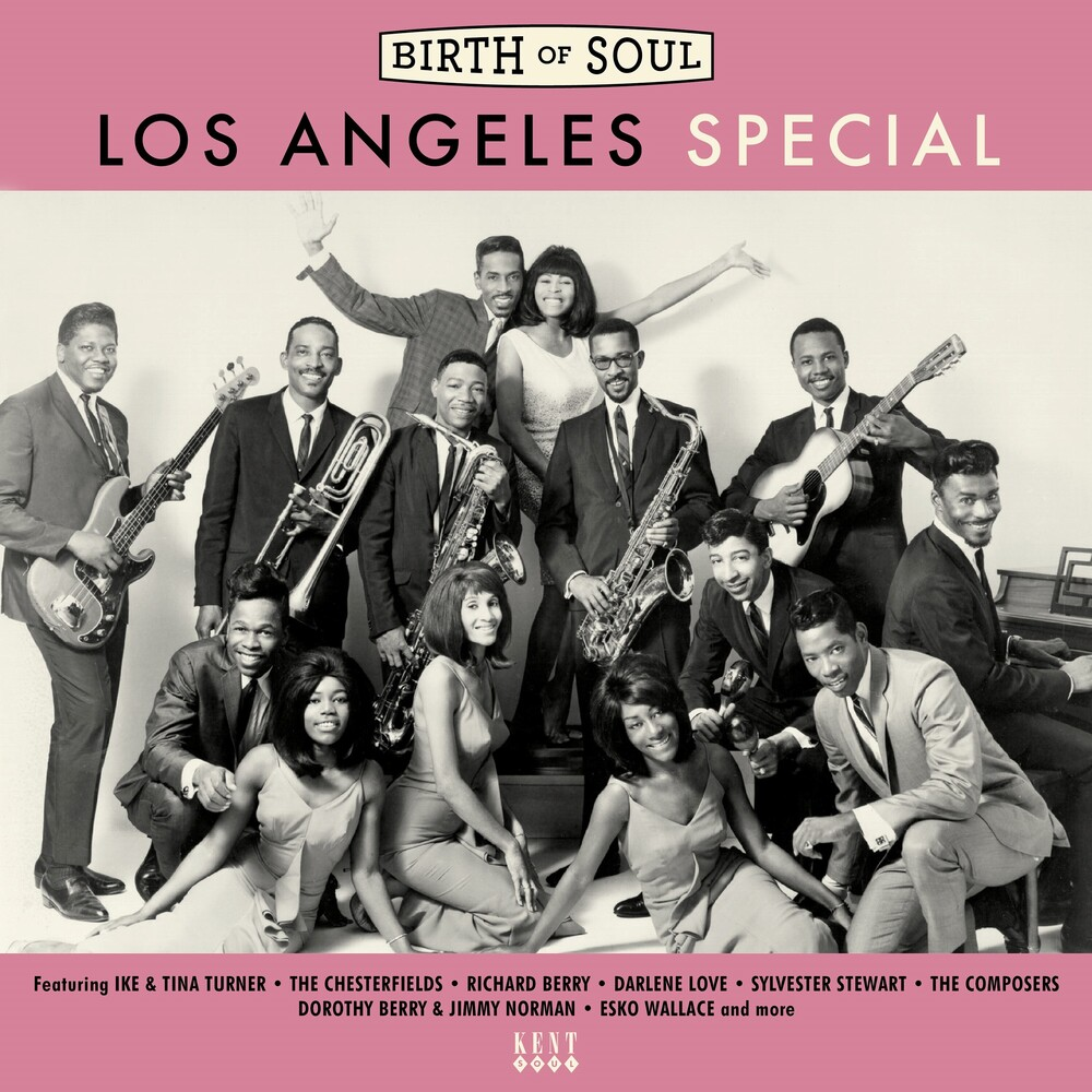 Birth Of Soul: Los Angeles Special / Various - Birth Of Soul: Los Angeles Special / Various (Uk)