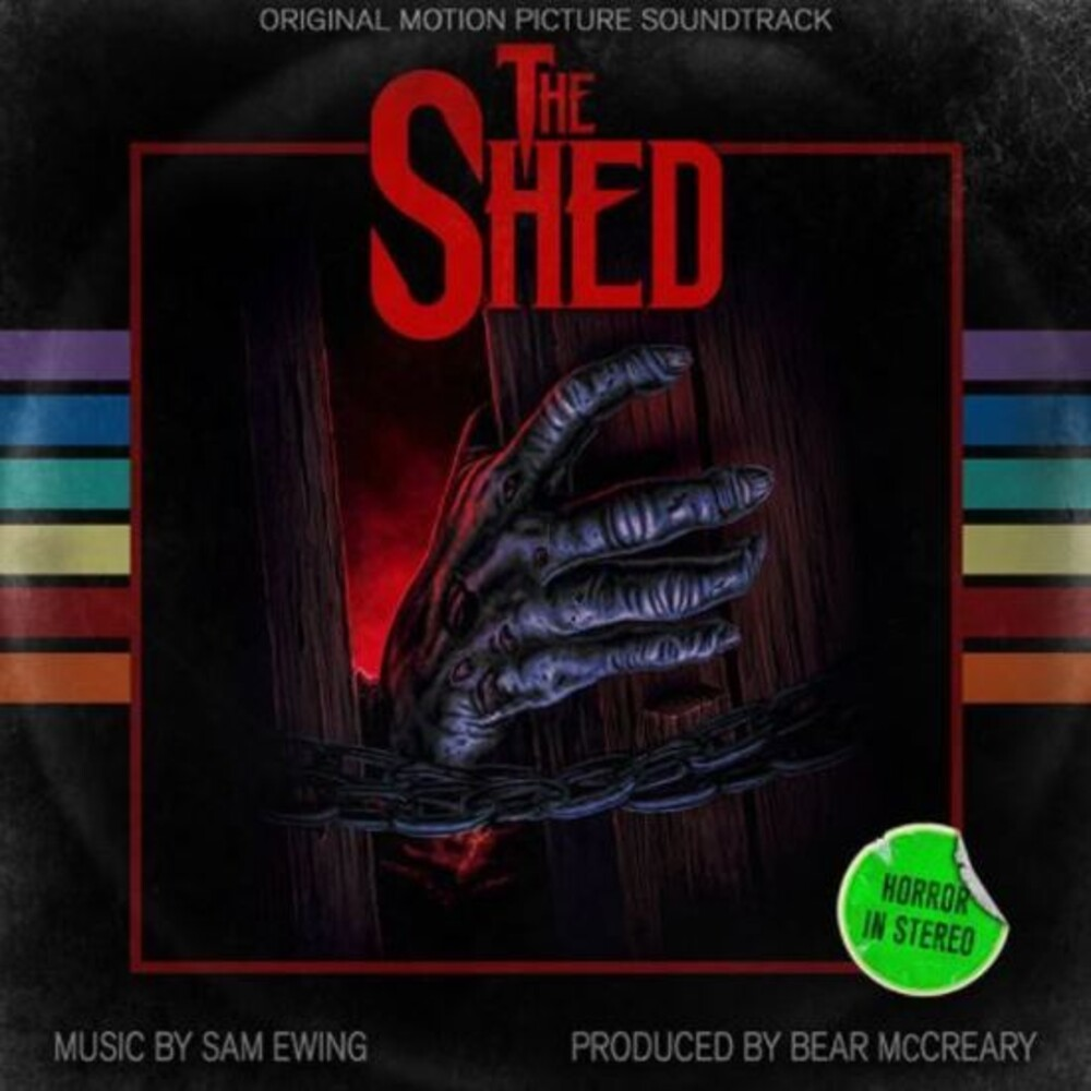 Sam Ewing  / Mccreary,Bear (Colv) - Shed / O.S.T. [Colored Vinyl]