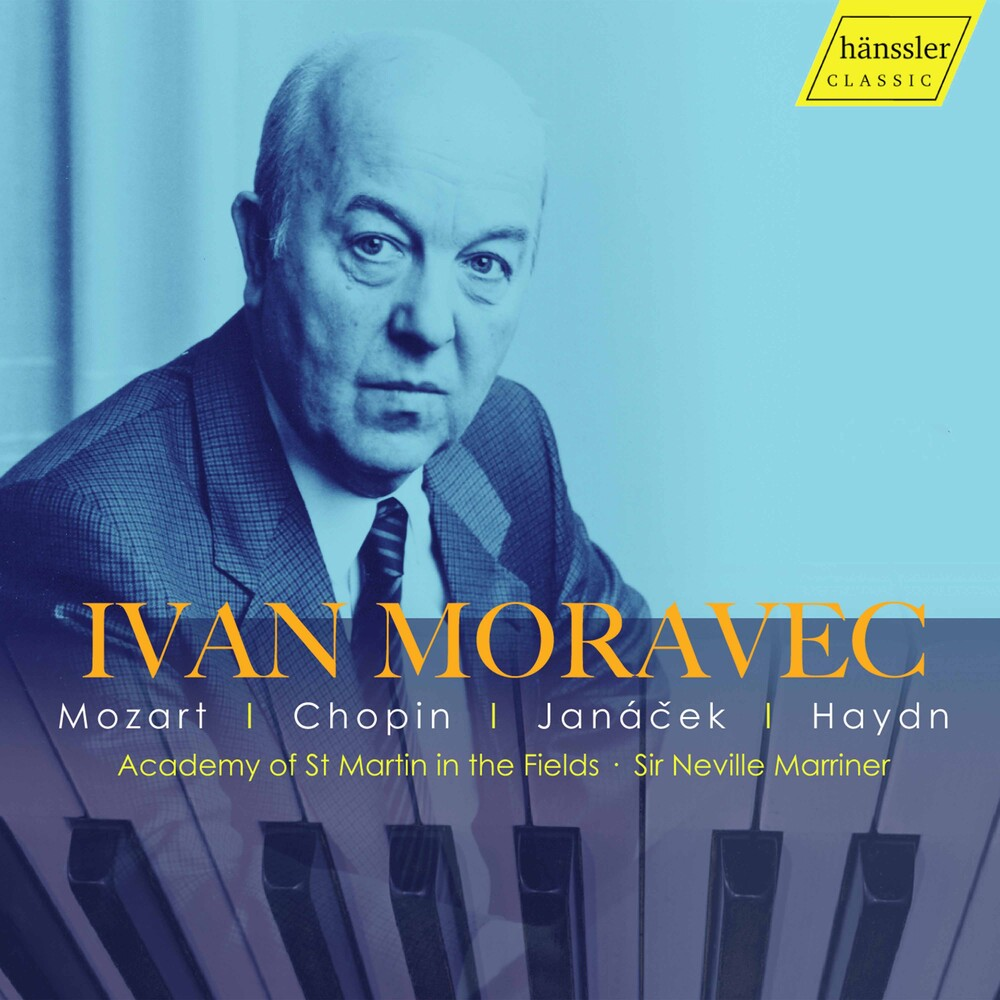 Chopin / Moravec / Marriner - Ivan Moravec Edition (4pk)