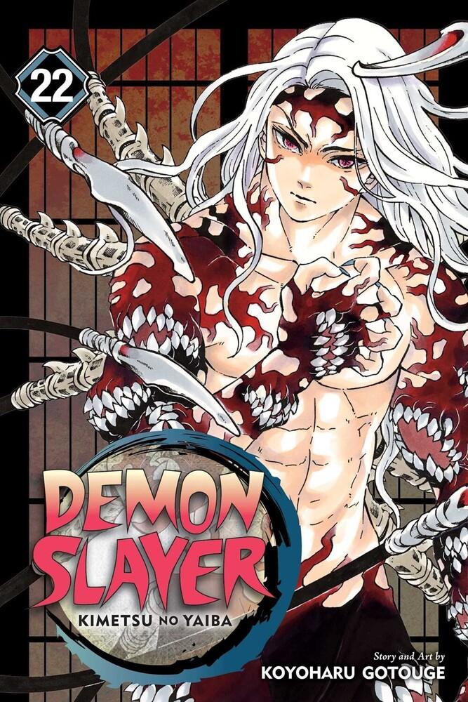- Demon Slayer: Kimetsu no Yaiba, Vol. 22