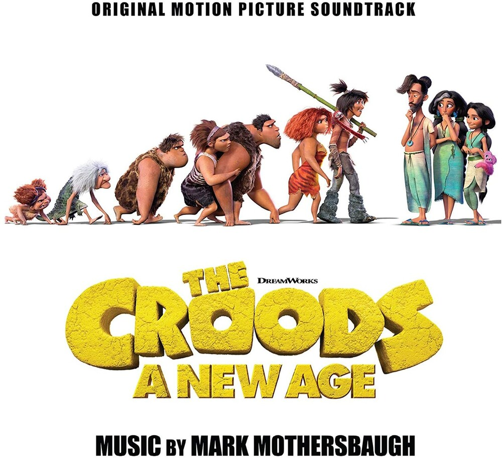 Mark Mothersbaugh  (Ita) - Croods: A New Age / O.S.T. (Ita)