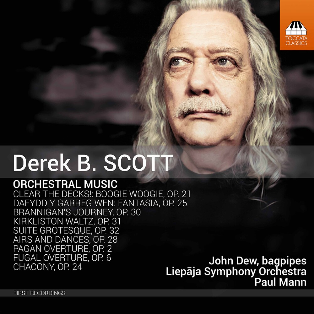 Scott / Dew / Mann - Orchestral Music