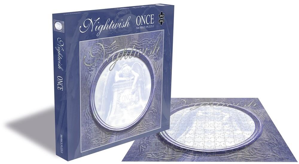 Nightwish Once (500 Piece Jigsaw Puzzle) - Nightwish Once (500 Piece Jigsaw Puzzle)