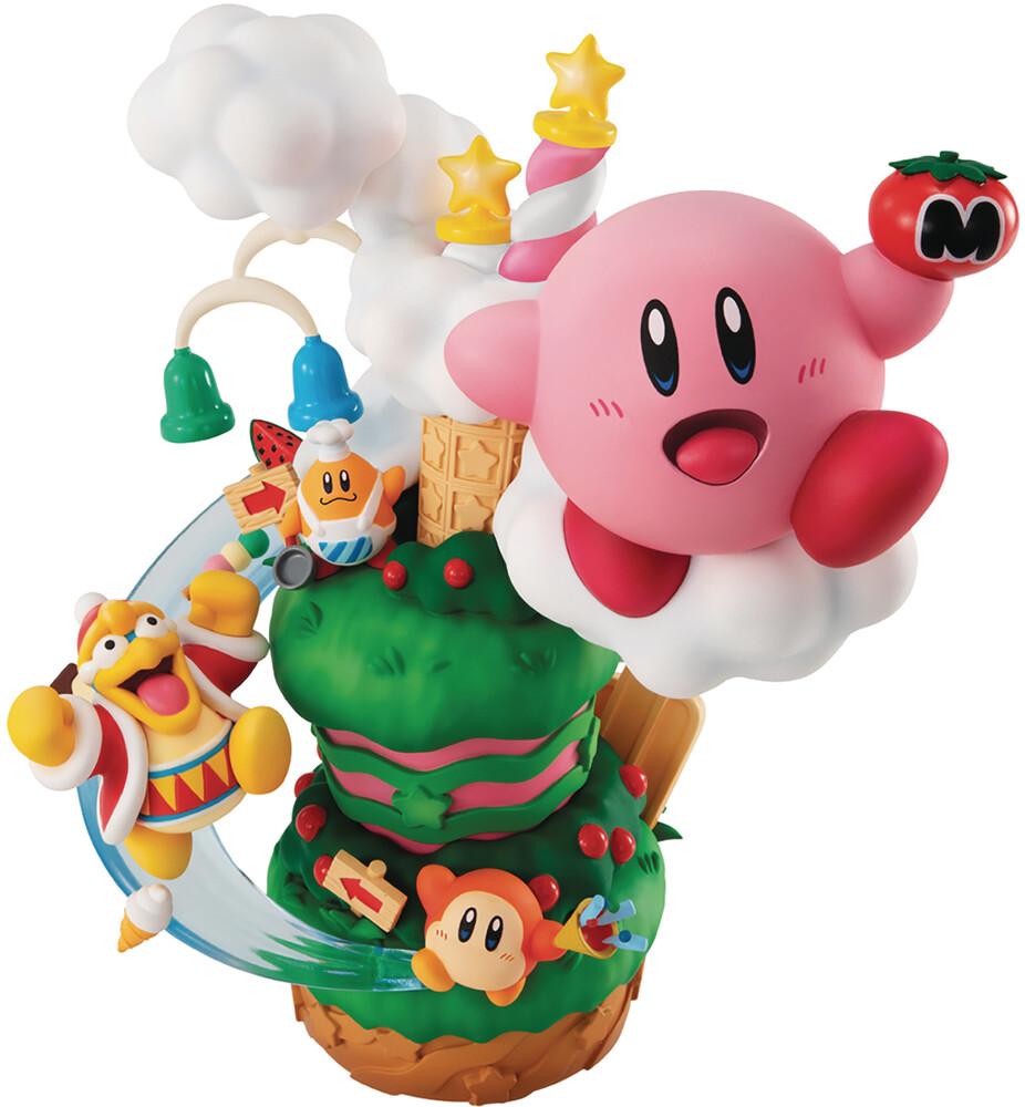 - Megahouse - Kirby Super Star - Kirby Super Star Gourmet Race