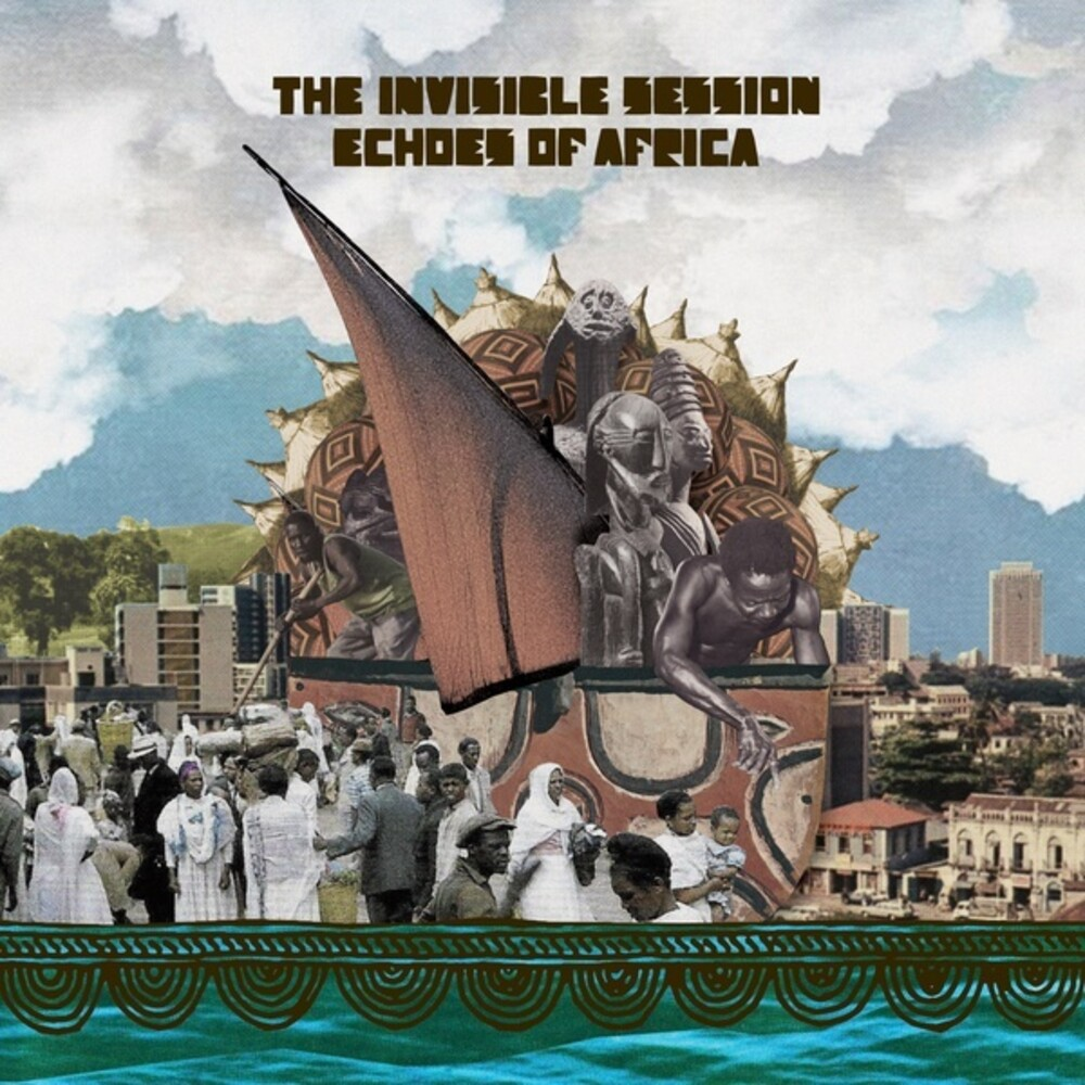 Invisible Session - Echoes Of Africa (Ita)