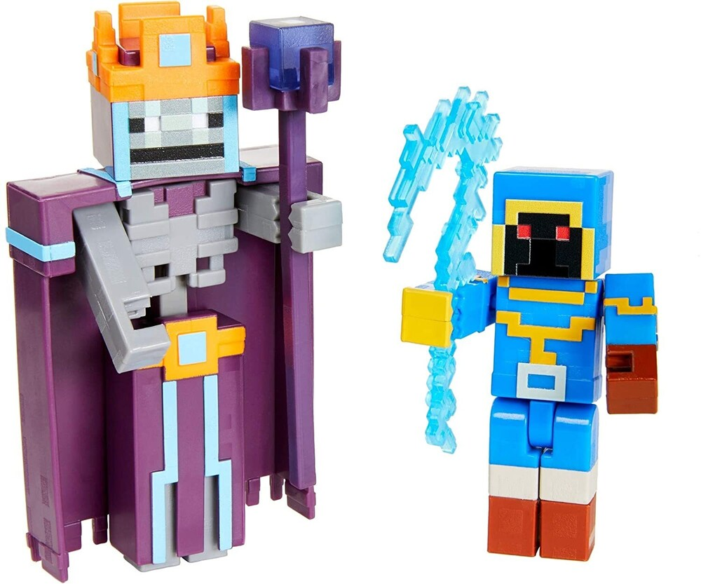 - Mattel Collectible - Minecraft Dungeons 3.25 2-Pack #1