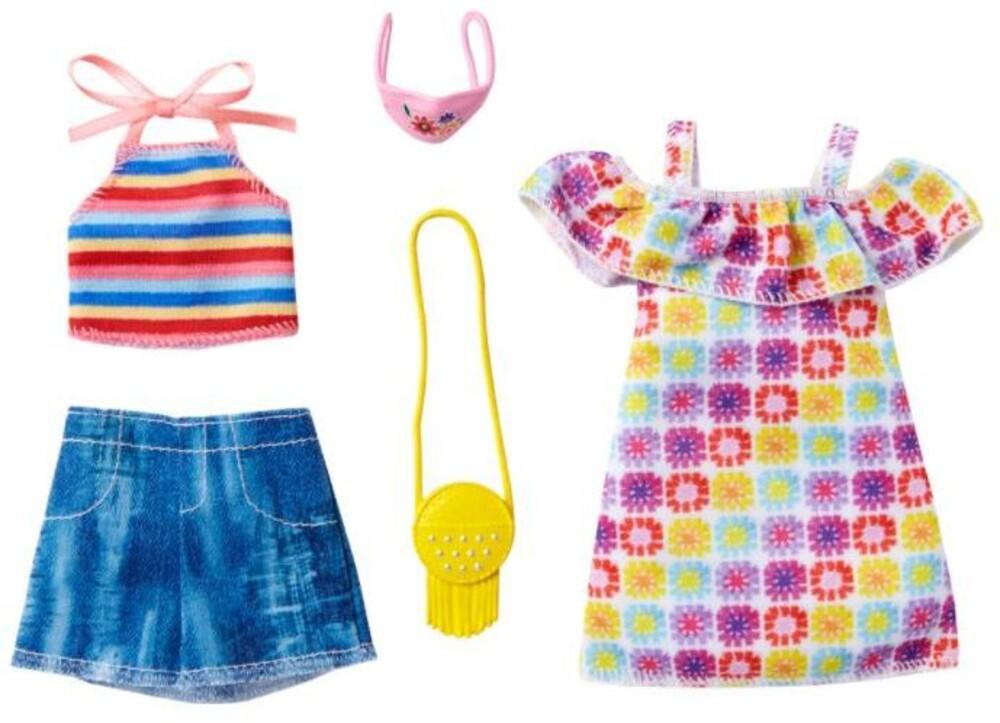 Barbie - Mattel - Barbie Fashion 2-Pack 9