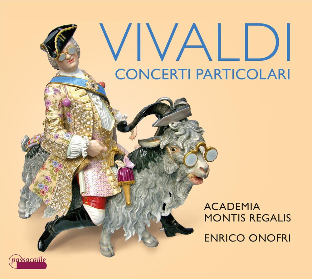 Enrico Onofri - Concerti Particolari