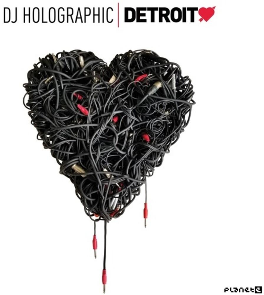 Dj Holographic - Detroit Love 5