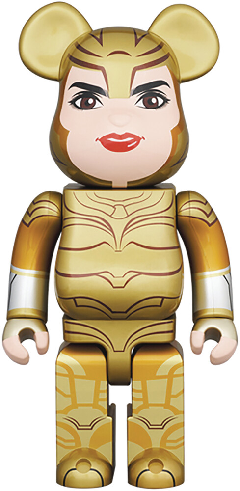 - Dc Wonder Woman Golden Armor 400% Bea (Clcb) (Fig)