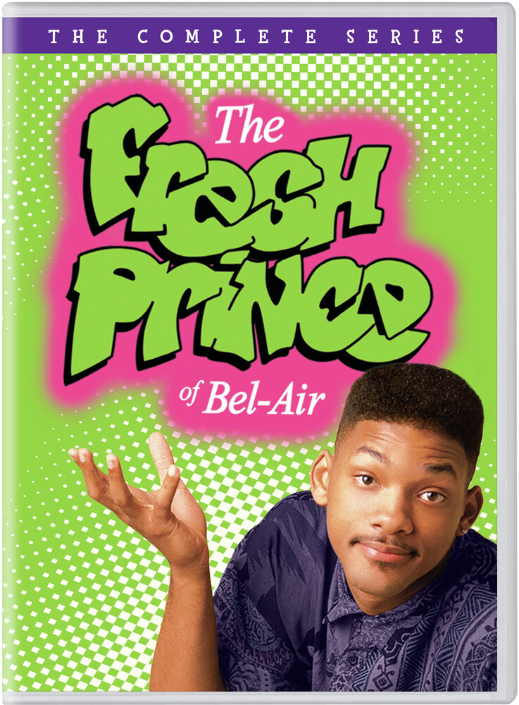 - Fresh Prince Of Bel-Air: Complete Series / (Amar)