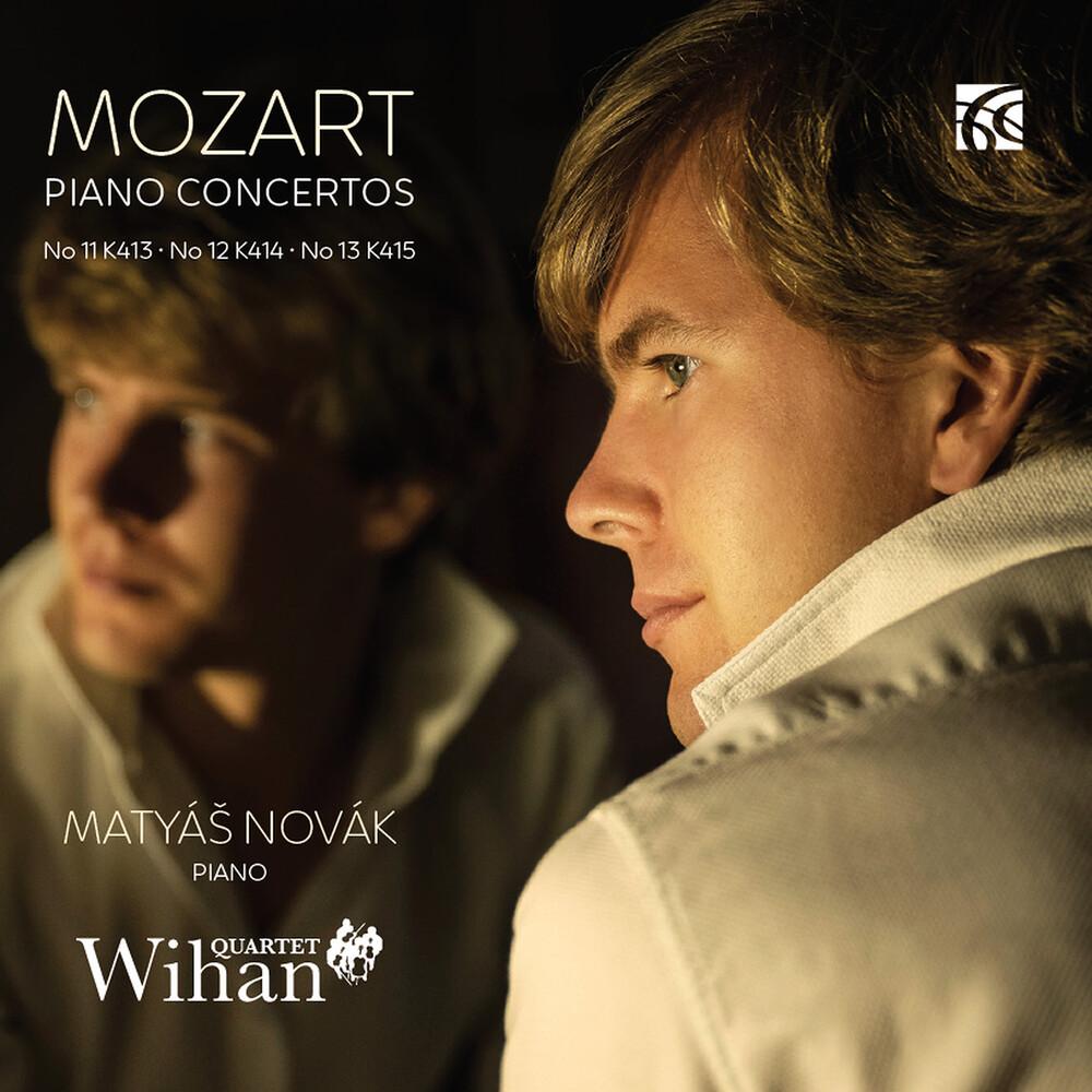 Mozart / Novak / Wihan Quartet - Piano Concertos