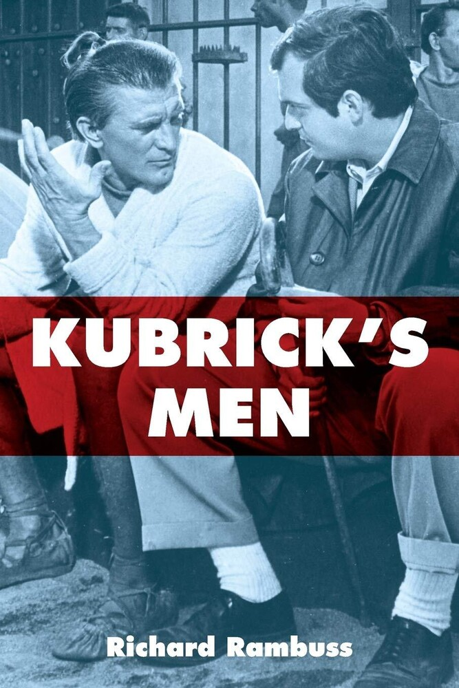 Richard Rambuss - Kubricks Men (Ppbk)