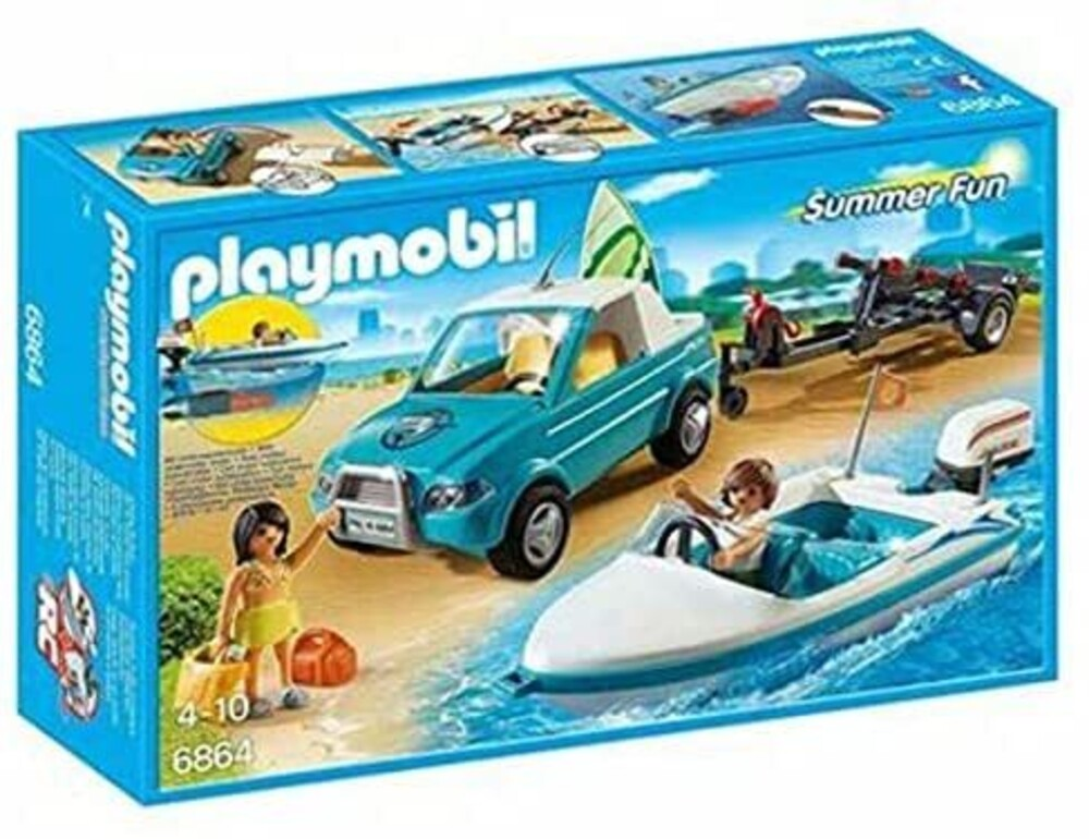 - Family Fun Pick Up With Speedboat (Fig)