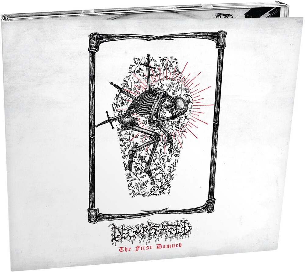 Decapitated - First Damned [Digipak]