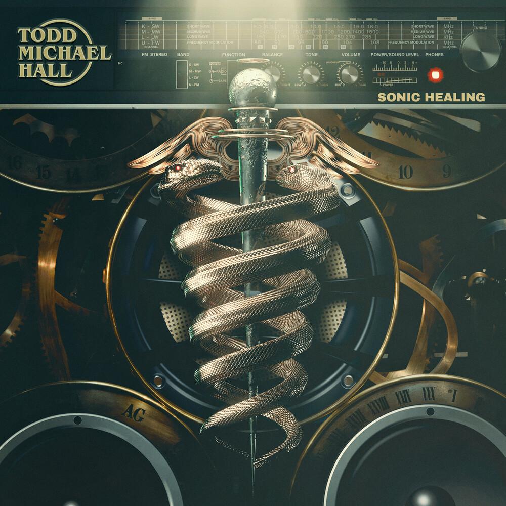 Michael Todd Hall - Sonic Healing