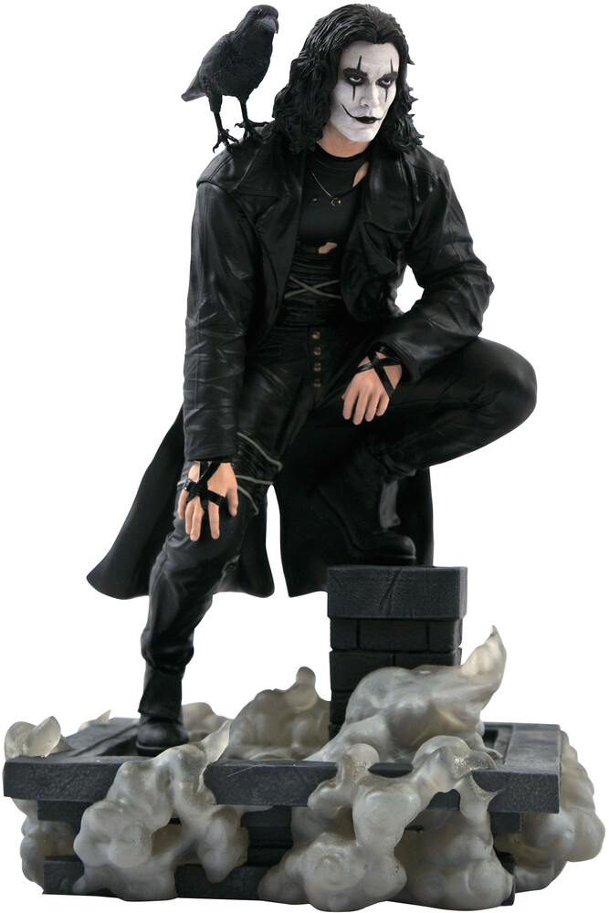 - The Crow Movie Gallery Pvc Statue (Clcb) (Stat)