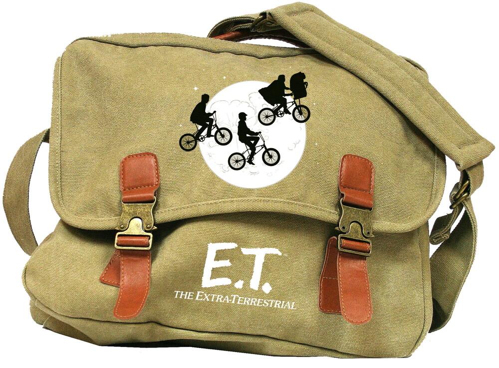 - E.T. The Extra-Terrestrial Logo & Bikes Mailbag