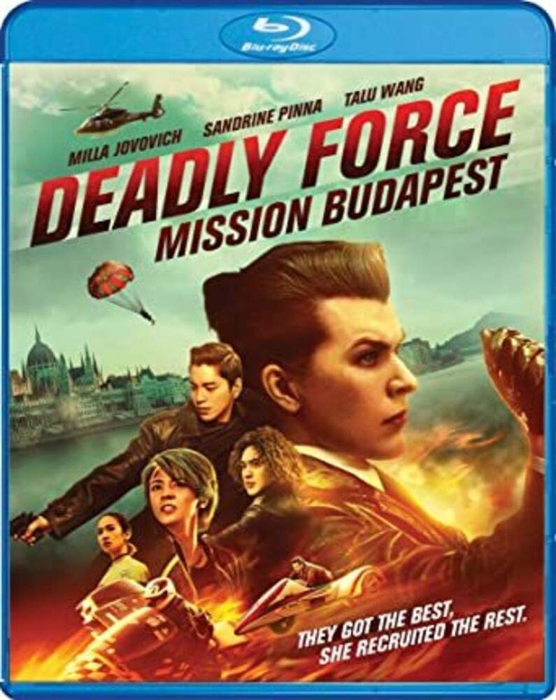 - Deadly Force: Mission Budapest