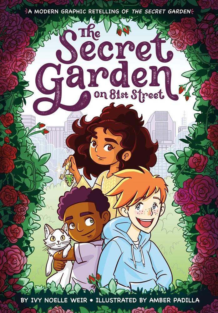 Ivy Weir  Noelle / Padilla,Amber - Secret Garden On 81st Street (Gnov) (Ppbk)