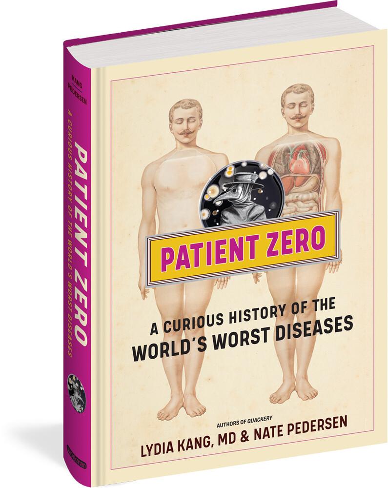 Lydia Kang  / Pedersen,Nate - Patient Zero (Hcvr)