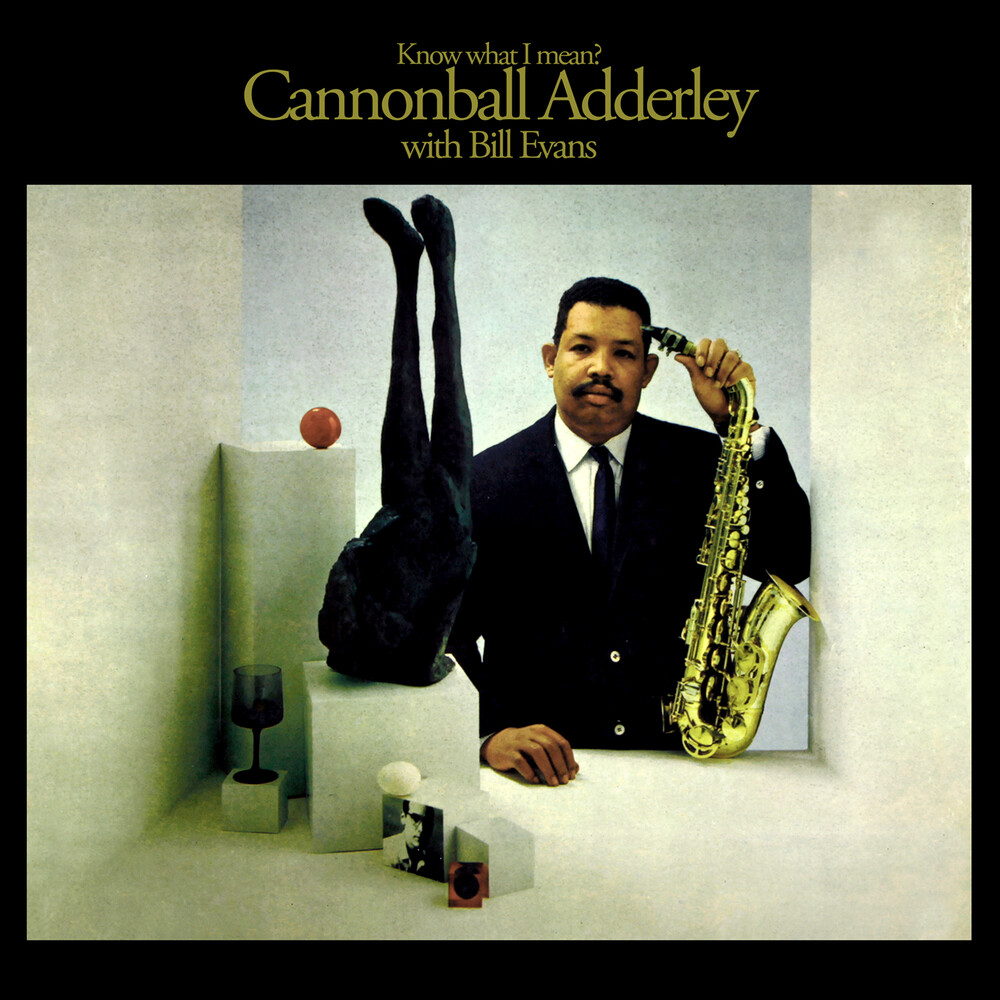 Cannonball Adderley  / Evans,Bill - Know What I Mean? (Mod)