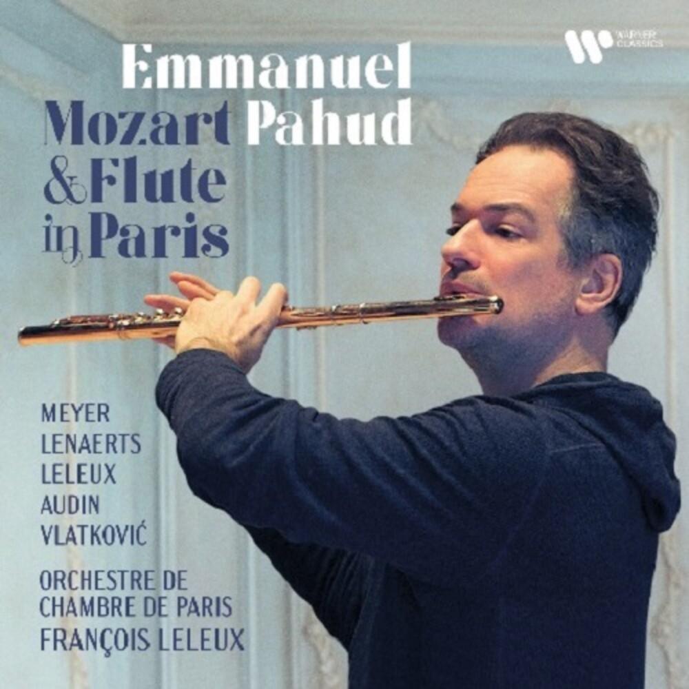 Emmanuel Pahud - Mozart & Flute in Paris