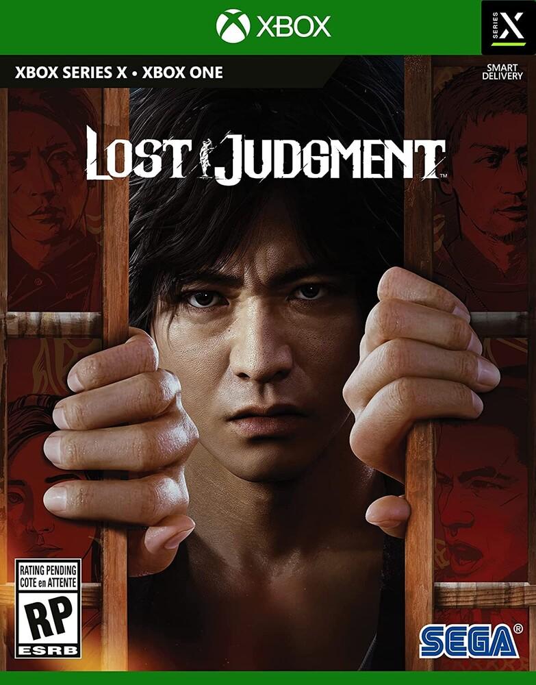 Xb1/Xbx Lost Judgement - Xb1/Xbx Lost Judgement