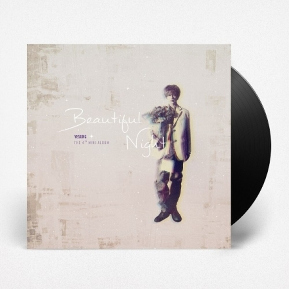 Yesung - Beautiful Night (Limited Edition) (incl. Photobook + Photocard)
