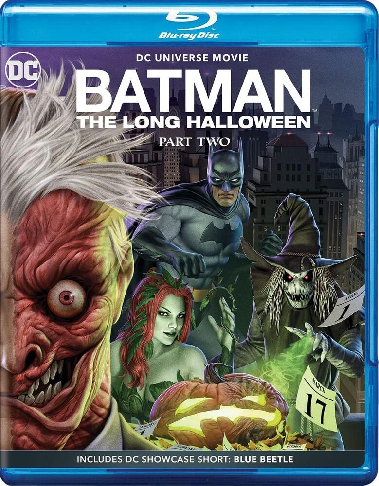 Batman: Long Halloween Part Two - Batman: Long Halloween Part Two