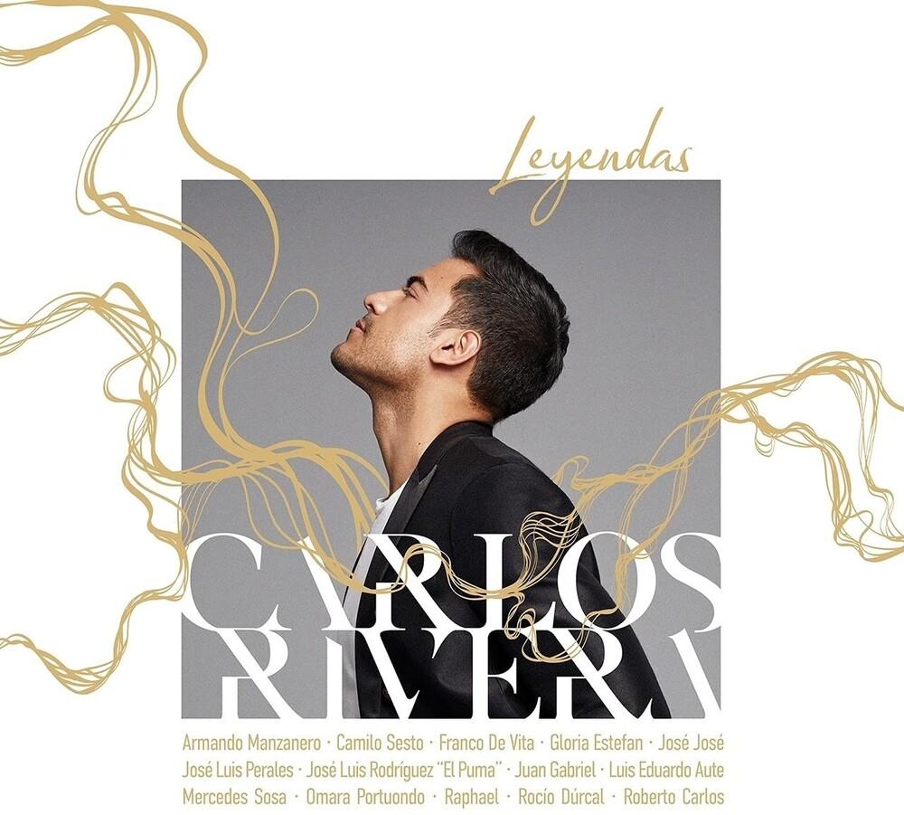 Carlos Rivera - Leyendas Vol 1 (Spa)