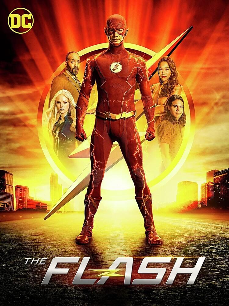Flash: Season 7 - Flash: Season 7 (4pc) / (Box Slip)