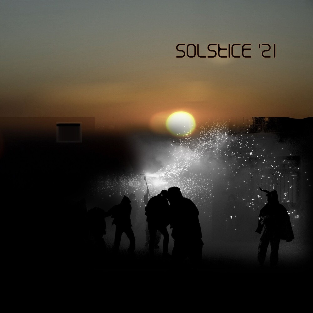 Solstice 21 / Various - Solstice 21 / Various [Colored Vinyl] (Org) (Ylw) (Uk)