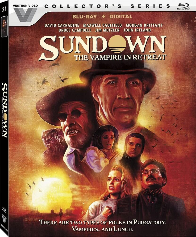 Sundown: Vampire in Retreat - Sundown: Vampire In Retreat