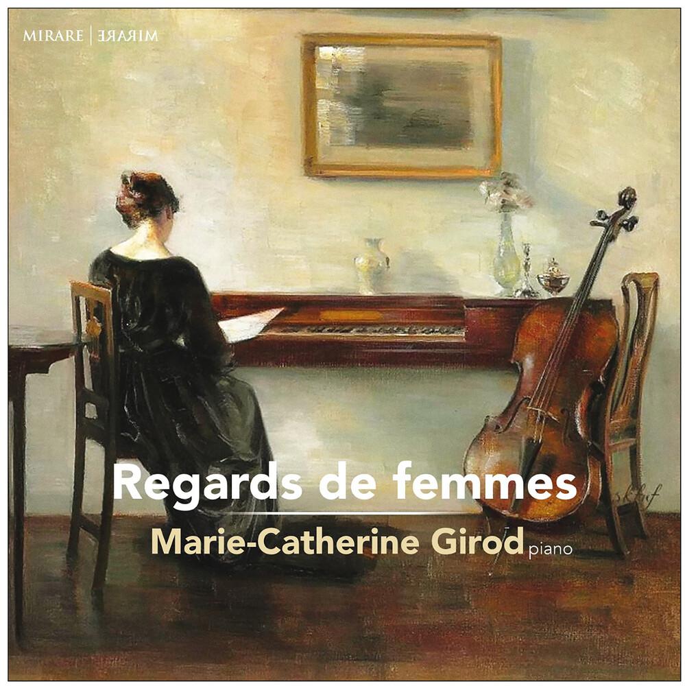 Marie Girod -Catherine - Regards De Femmes