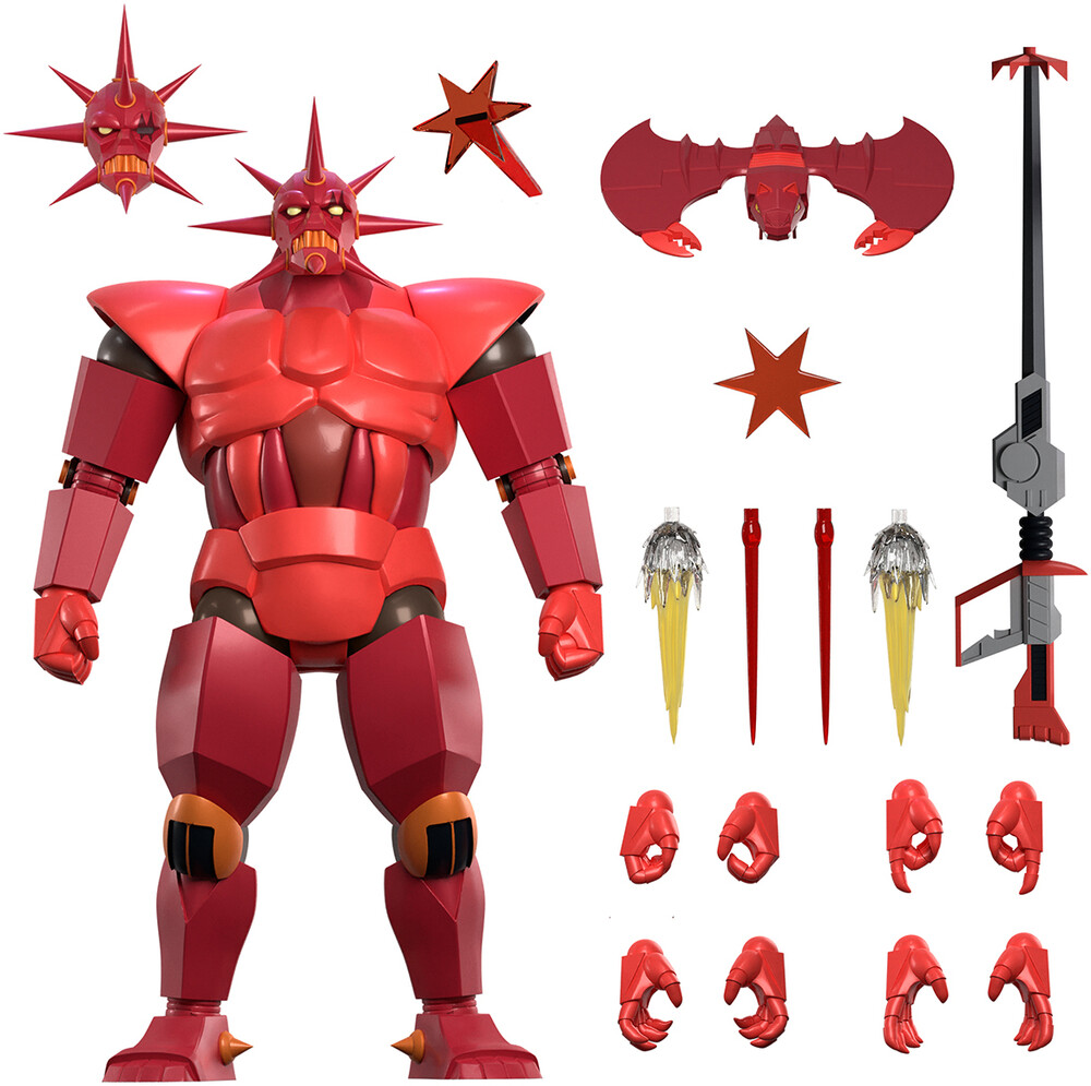 - Silverhawks Ultimates! Wave 1 - Armored Mon*Star