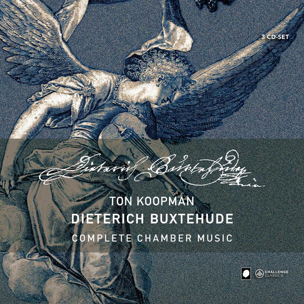 Buxtehude / Koopman / Fentross - Complete Chamber Music (3pk)