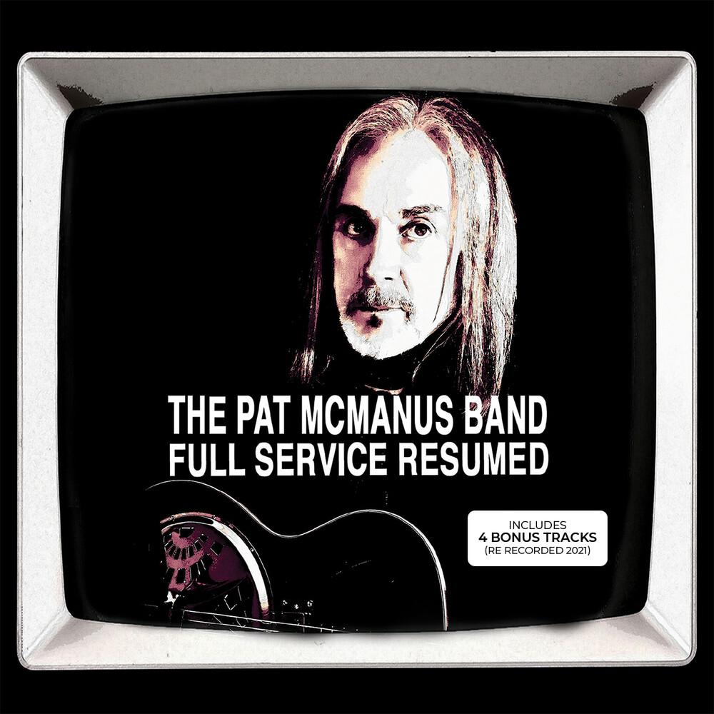 Pat McManus - Full Service Resumed (Bonus Tracks)