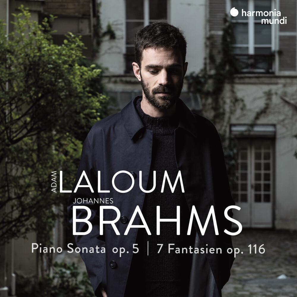 Adam Laloum - Brahms: Piano Sonata No. 3